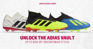 adidas Vault Deals
