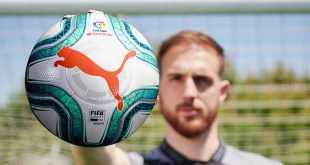 La Liga Puma Match Ball