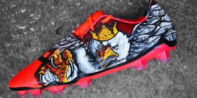Lewandowski Custom Boots