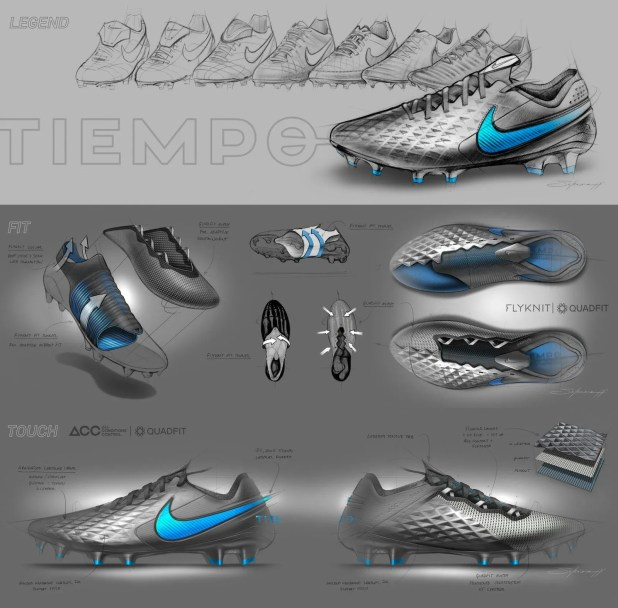 Tiempo legend 8 Fit and Touch