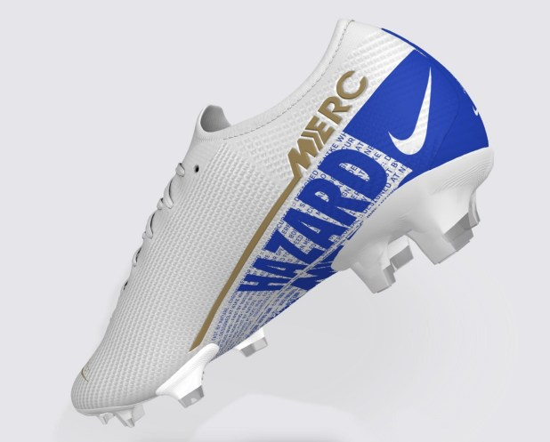 Nike By You Eden Hazard Mercurial Vapor