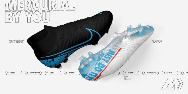 Nike Mercurial By You Now Available!
