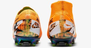 Vapor 13 Superfly 7 Heel Design