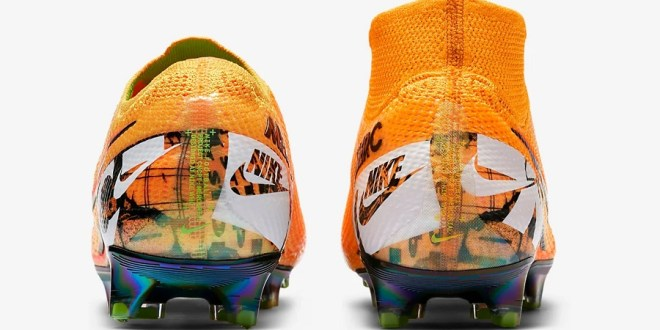 "Nike Drop Limited Edition Mercurial 2019 ""Laser Orange"""