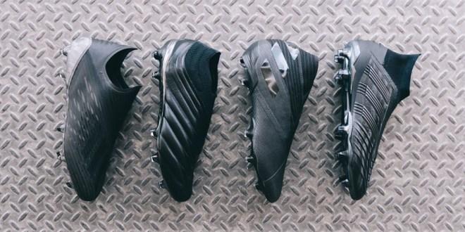 adidas Dark Sript Pack Released