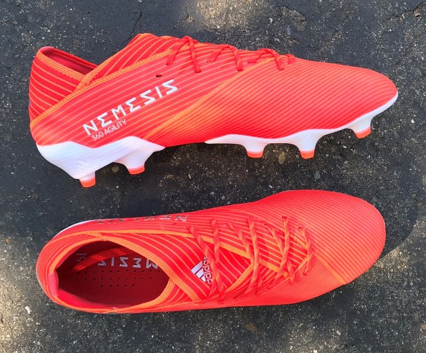Nemeziz 19.1 Laced Profile