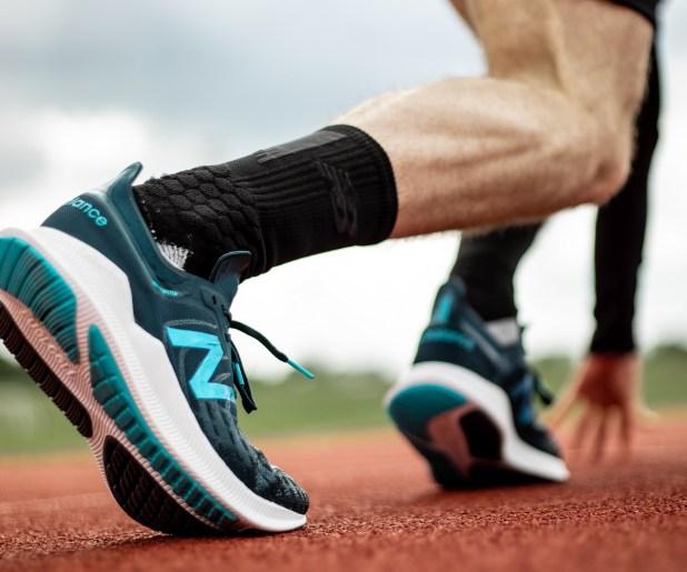 New Balance FuelCell Tekela On Foot