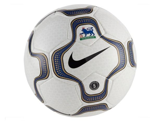Nike Geo Merlin Premier League 20th Anniversary Ball