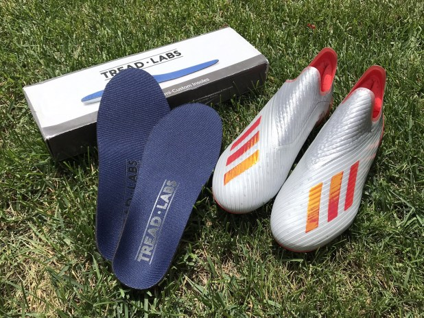 Tread Labs Inserts Soccer Review
