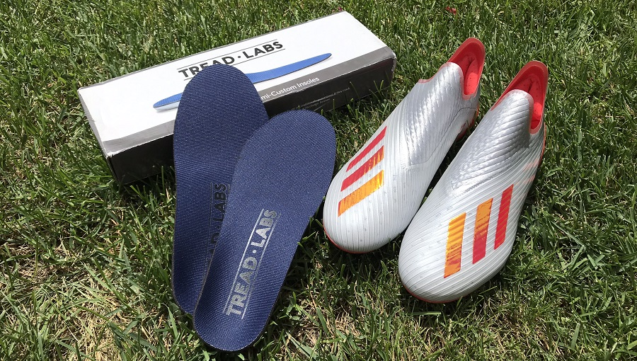 Tread Labs Stride Thin Insoles For Soccer Review - Soccer Cleats 101