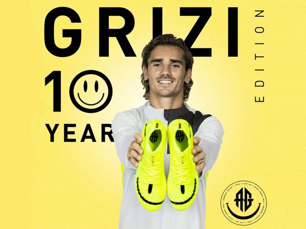 Grizi 10 Year Puma Future Boots
