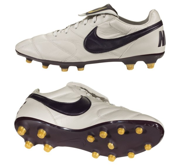 Nike Premier II Side View Bone White