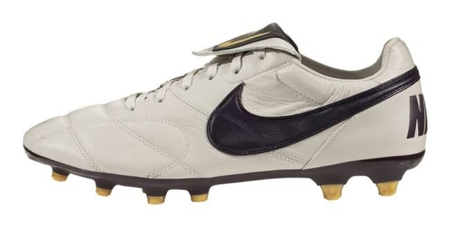 Nike Premier II Side View in Bone White