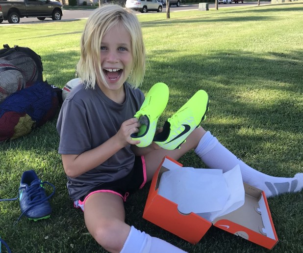 Youth Soccer Cleat Guide