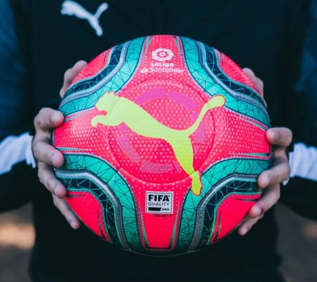 Puma La Liga 1 Hi-Vis Ball
