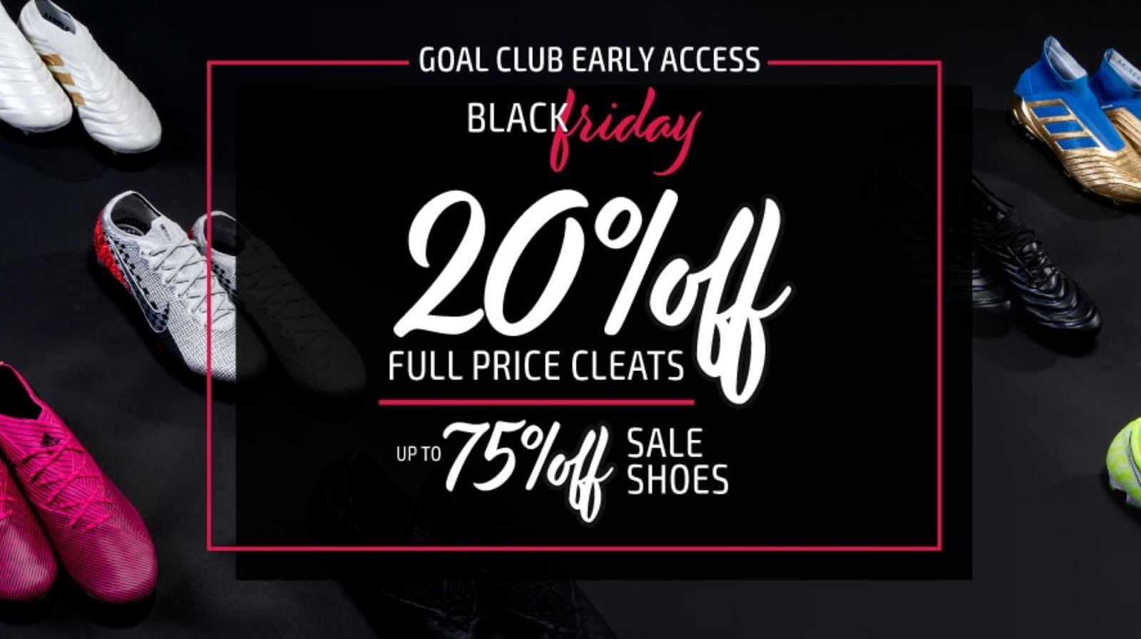 Complete Guide To Black Friday Soccer