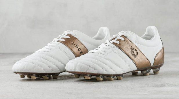 Unozero Modelo in White Leather