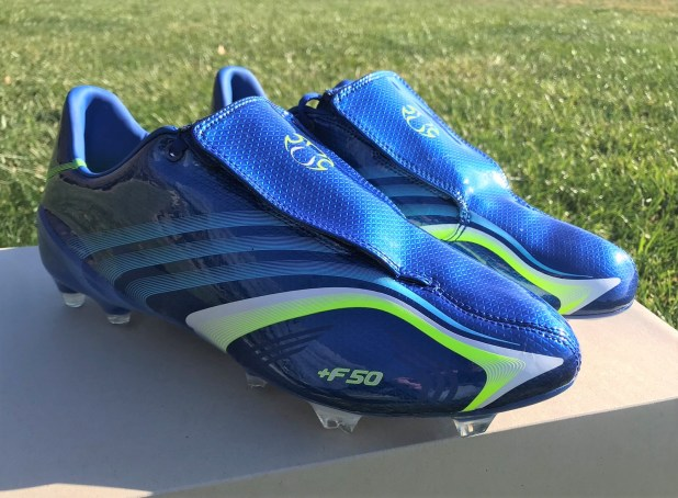 adidas +F50 Limited Collection Release