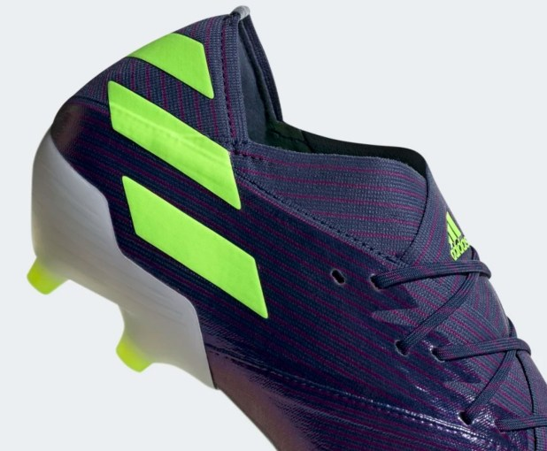 Nemeziz Messi Indigo Ankle Collar