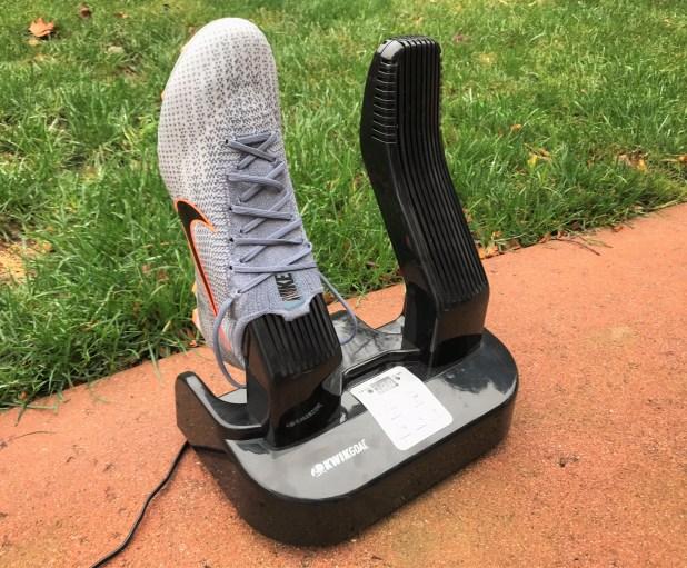 Shoe Dryer from Kwik Goal