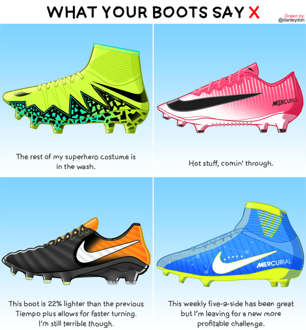 What Your Boots Say 10