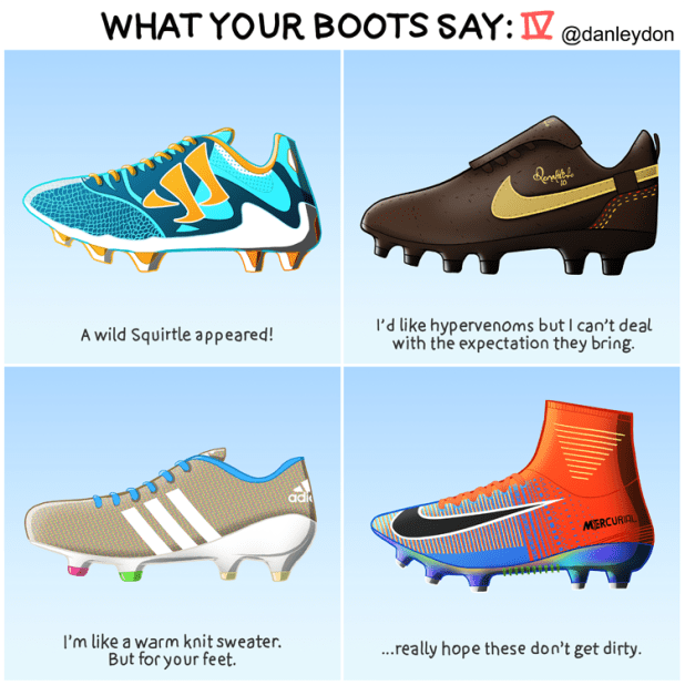 What Your Boots Say 4