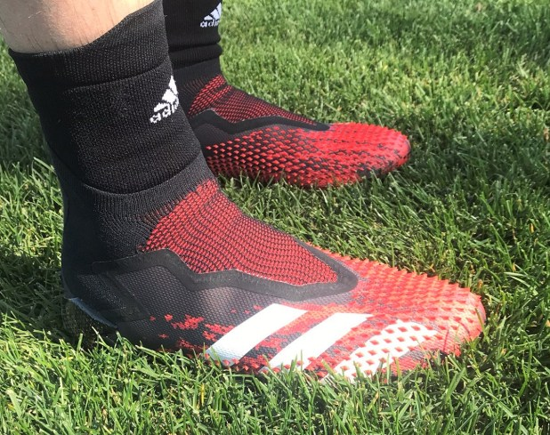 adidas Predator 20+ On Foot