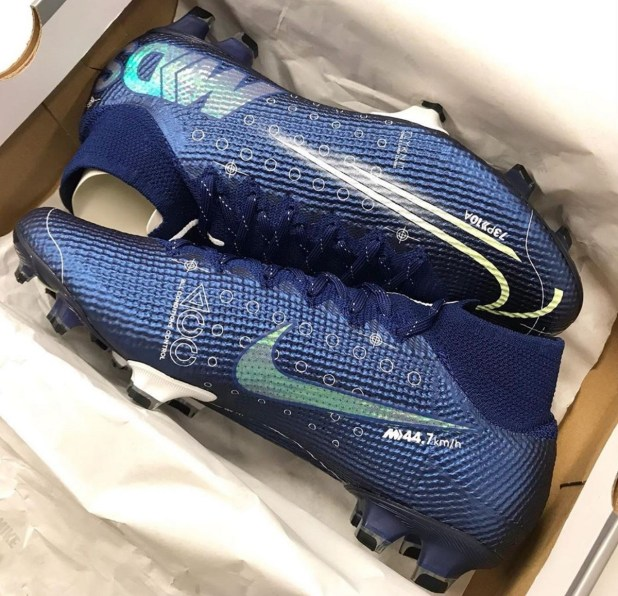 Nike Mercurial Superfly Dream Speed Unboxing