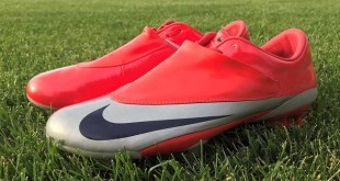 Nike Vapor V Risk Red