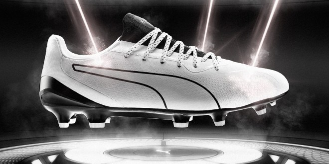 "Puma King Platinum ""Lazertouch"" Released"