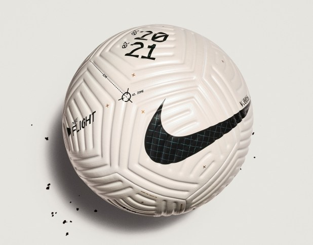 Nike Flight Soccer Ball