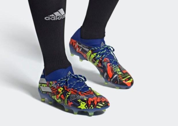 Leo Messi adidas Nemeziz 2020 LE