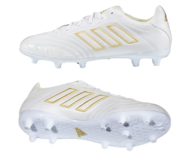 white Gold Copa Kapitan