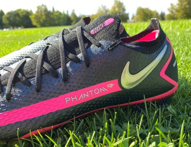Nike Phantom GT Heel Design