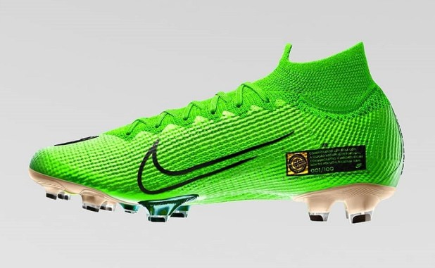 CR7 100 Goals Concept Superfly Boots
