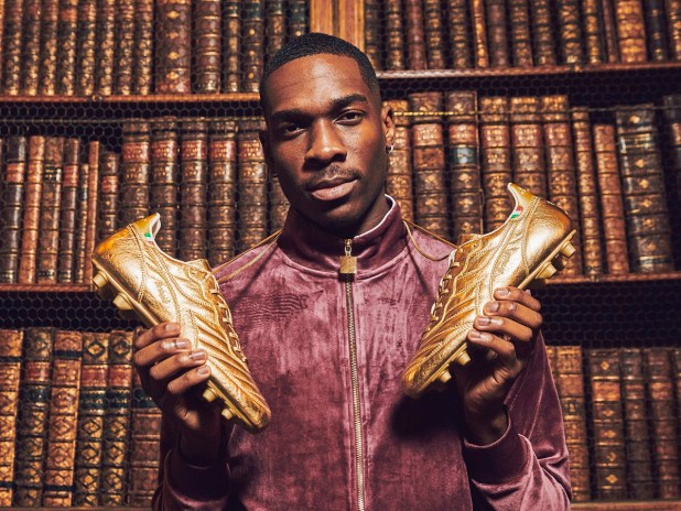 Diadora Limited Edition Gold Capsule