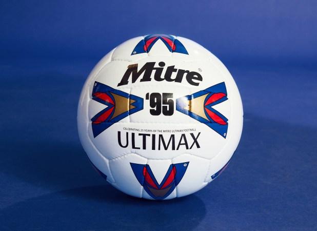Mitre Ultimax 95 Soccer Ball