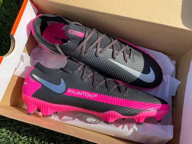 Nike Phantom GT Pro Unboxing