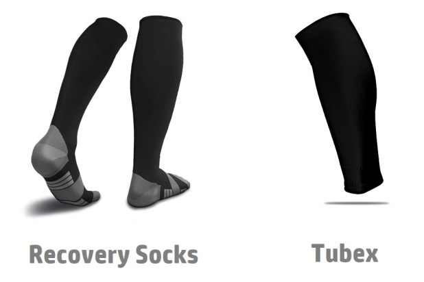 SoxPro Recovery Socks Tubex