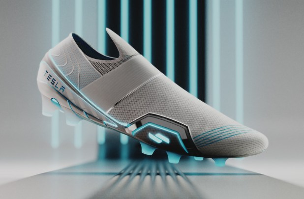 Tesla Cleats Hussain Almossawi