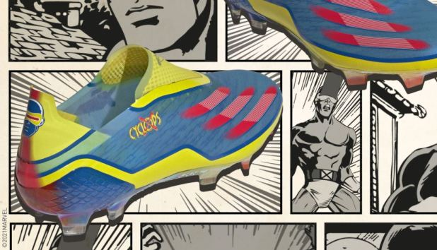 Cyclops adidas X Ghosted+