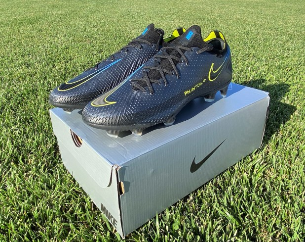 Nike Phantom GT Elite Stealth Black FG