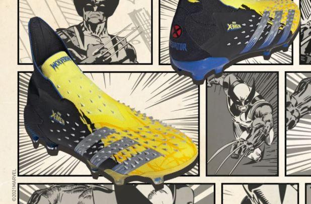 Wolverine adidas Predator Freak