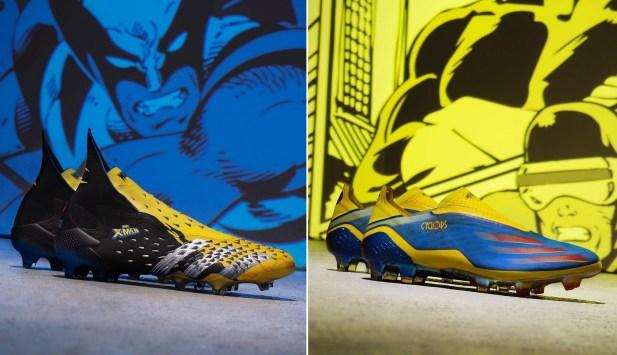 adidas x Marvel - Superhero Themed X-men Boots
