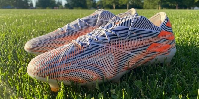 adidas Nemeziz.1 Up Close