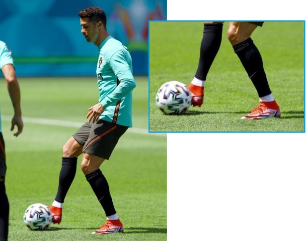 Cristiano Ronaldo in Signature Superfly Boots