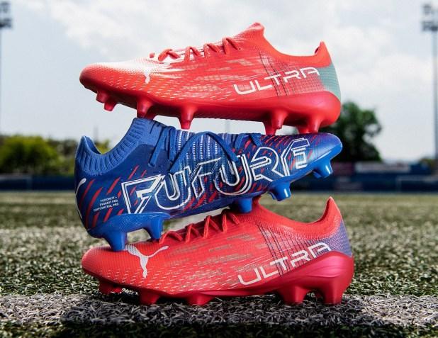 Puma ULTRA and FUTURE Summer Pack