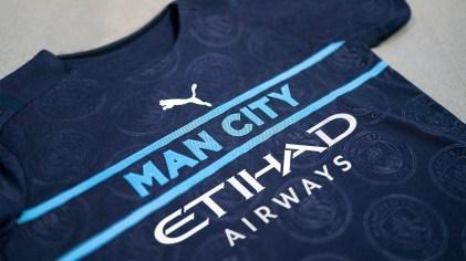 Manchester City Puma Third Kit