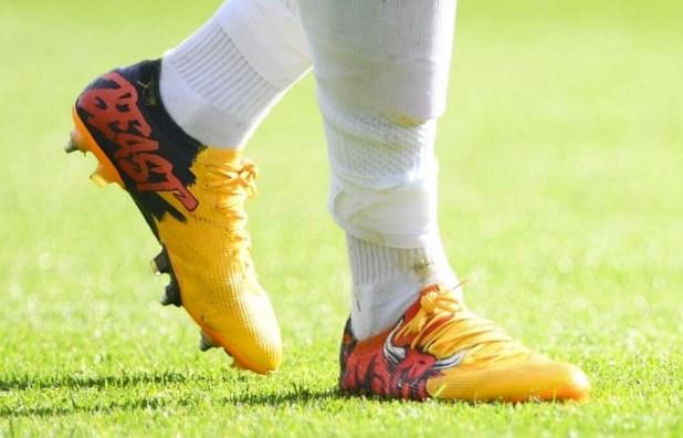 Adama Traore Custom Beast Boots