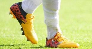 Adama Traore Custom Nike Beast Boots